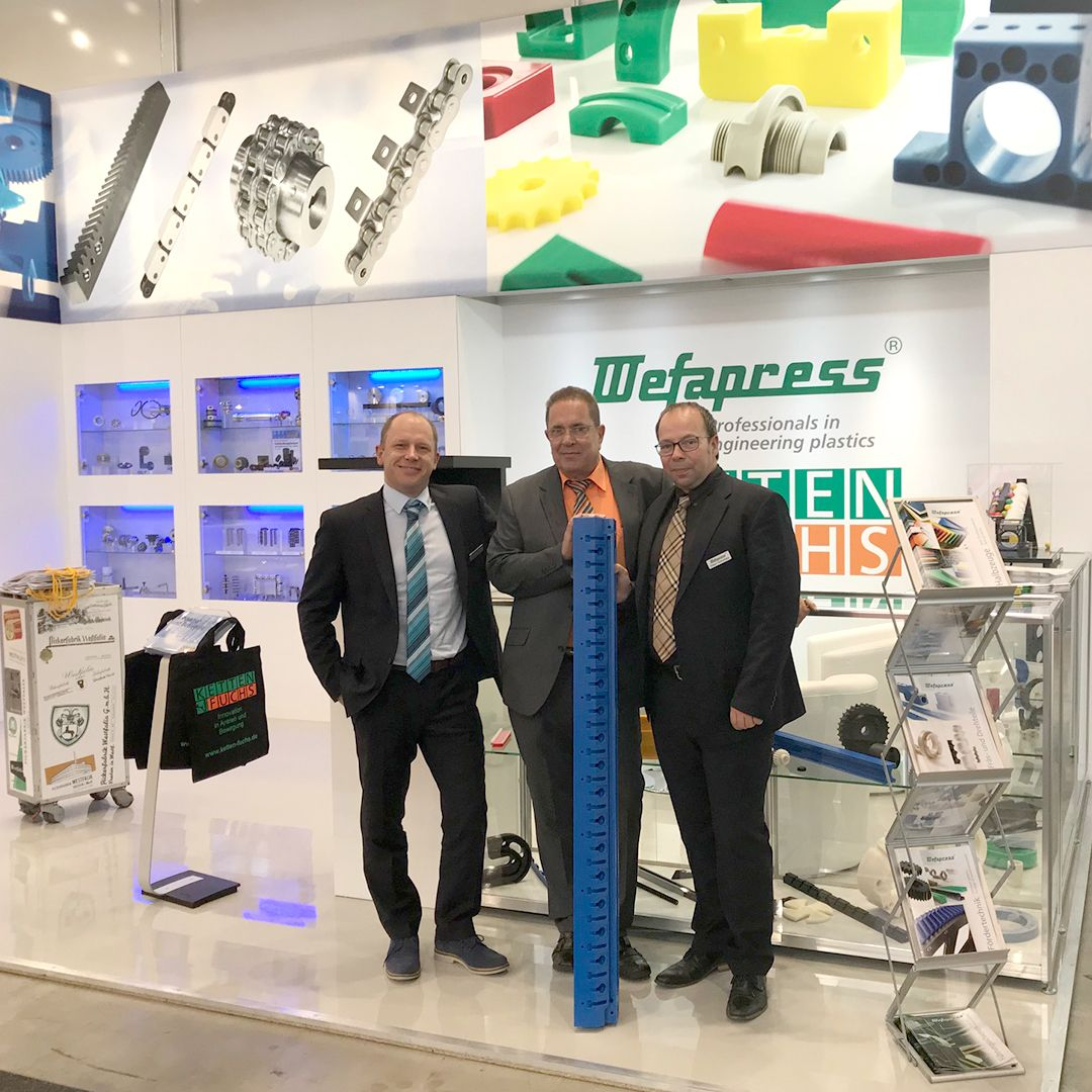 Wefapress - Messe Motek 2017