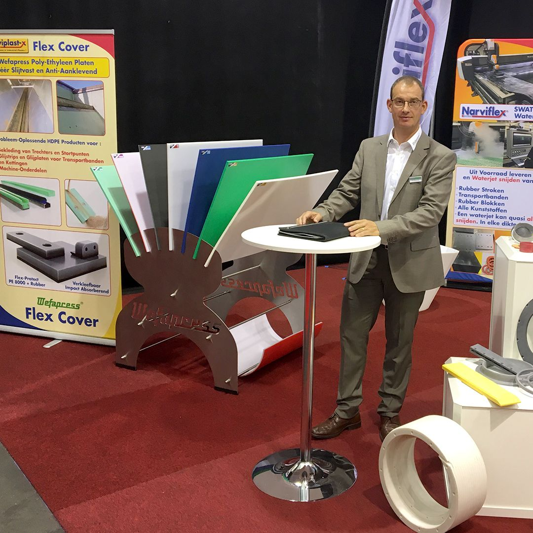 Wefapress - Messe 2017
