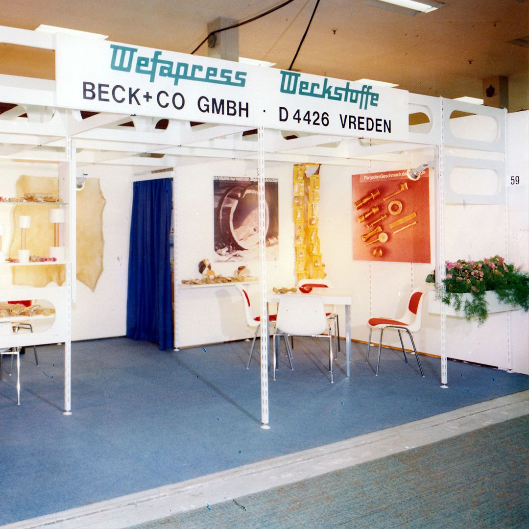 Wefapress - Messe Interzoo Wiesbaden 1976