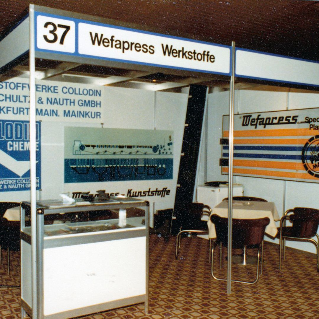 Wefapress - Messe 1980