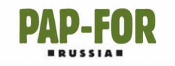 PAP-FOR Russia St. Petersburg Logo Teaserbild